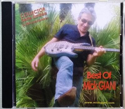Album Best of Mick Giani