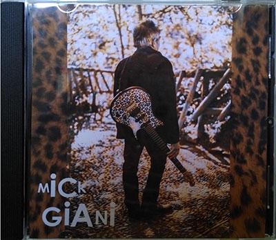 album Mick Giani Ouvrir nos coeurs